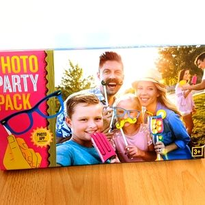 Photo Party Pack Accessories
